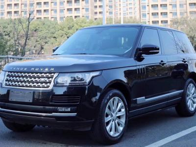 2015年8月 路虎 揽胜行政版  3.0T Vogue 汽油型图片