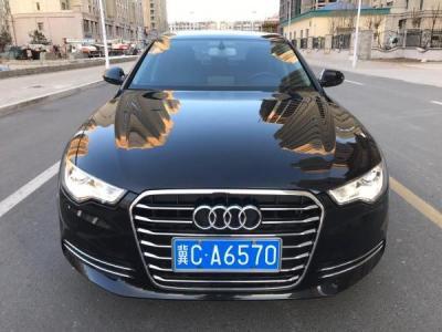 奥迪 奥迪A6L  A6L 2.5 FSI 30 FSI 豪华型图片