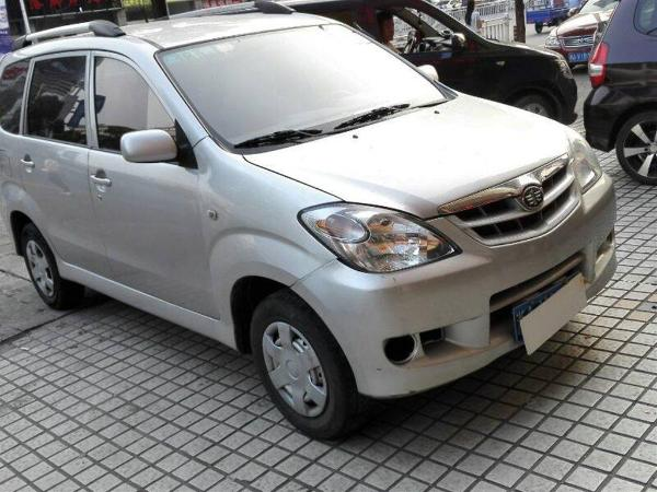 【杭州】2012年2月 一汽 森雅m80 森雅m80 2011款 超值版 1.