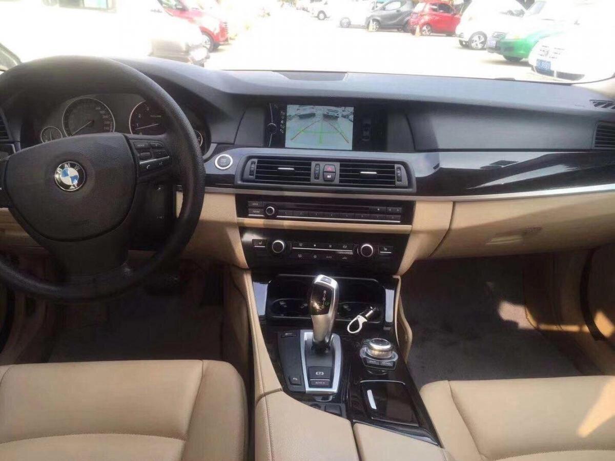 寶馬 寶馬5系  2012款 523Li 2.5L 豪華型圖片
