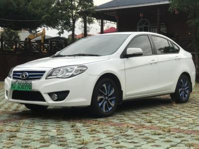 东南 菱致  2017款 V5 1.5L CVT新逸型