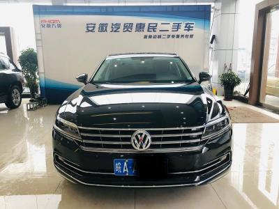 大眾 輝昂  2018款 380TSI DSG兩驅旗艦版