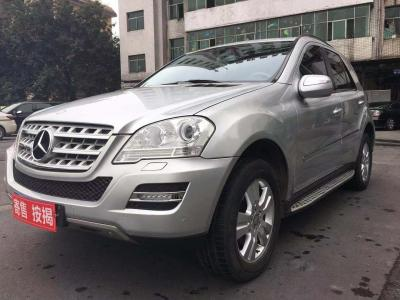 2010年6月 奔馳 ML級  ML300 3.0L 4MATIC圖片