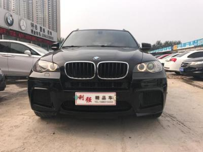 宝马 宝马M系  X5M 4.4T