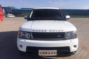路虎 揽胜运动版  3.0T TDV6 柴油版
