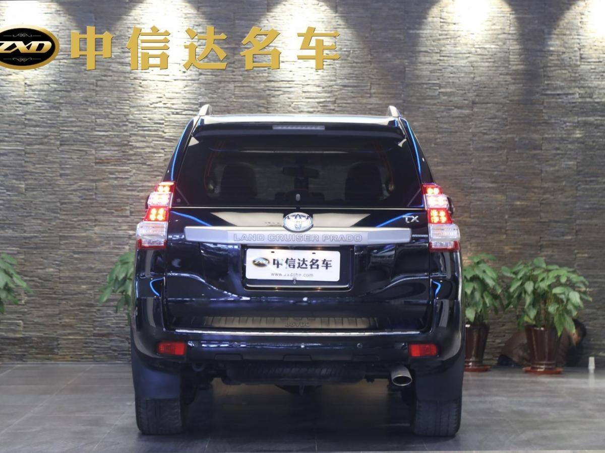 丰田 普拉多  2014款 2.7L 豪华版图片