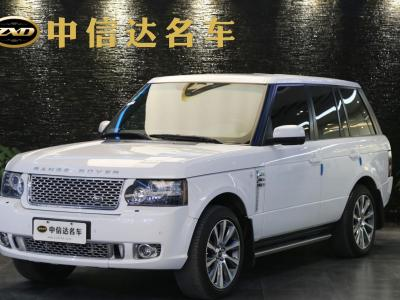 2014年1月 路虎 揽胜行政版 5.0L NA汽油型图片