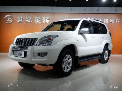 2005年8月 丰田 普拉多 4000 GX豪华版图片