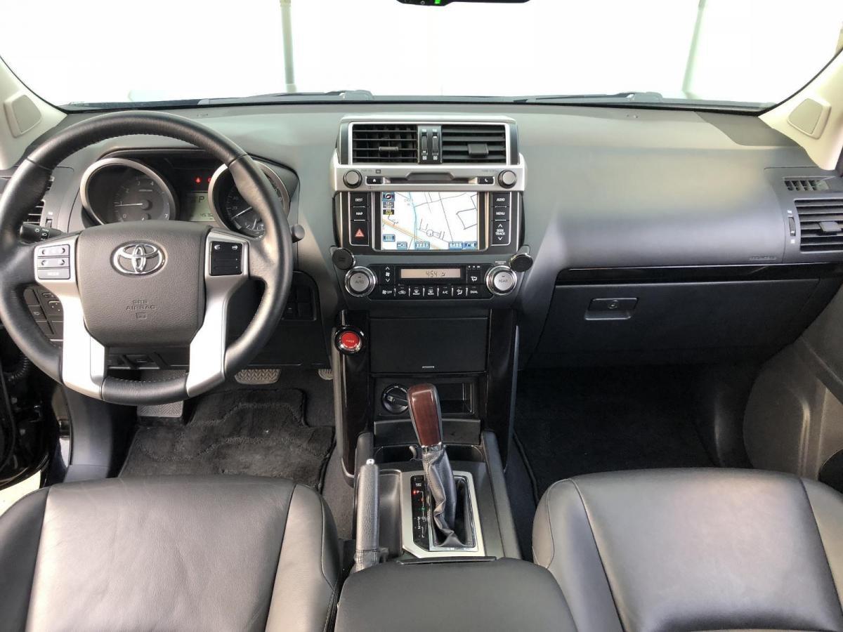 丰田 普拉多  2015款 2.7L 豪华版图片