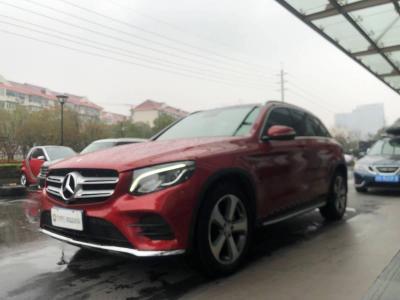 2017年5月 奔驰 奔驰GLC GLC260 2.0T 4MATIC 豪华型图片