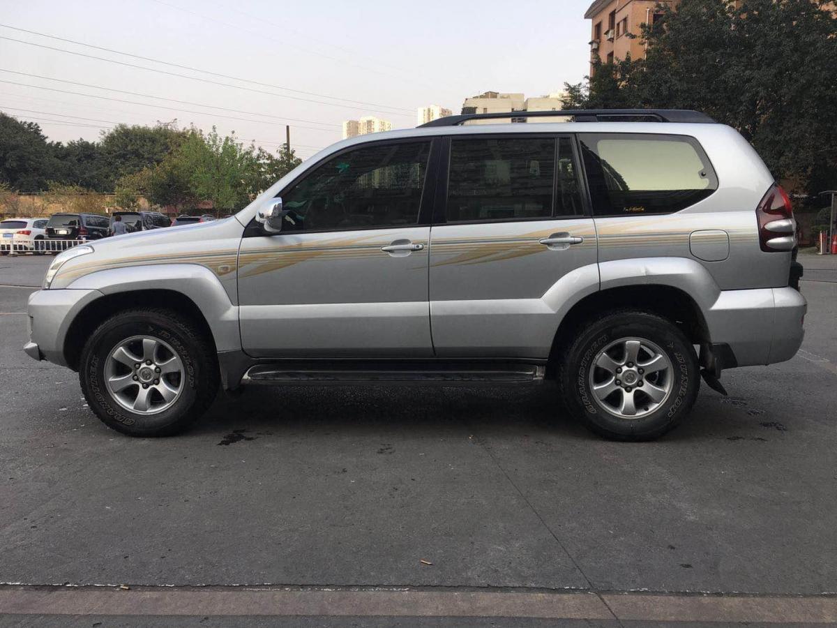 丰田 普拉多  2006款 4.0L VX级图片