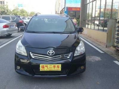 豐田 逸致  2011款 1.6L 手動精英版圖片