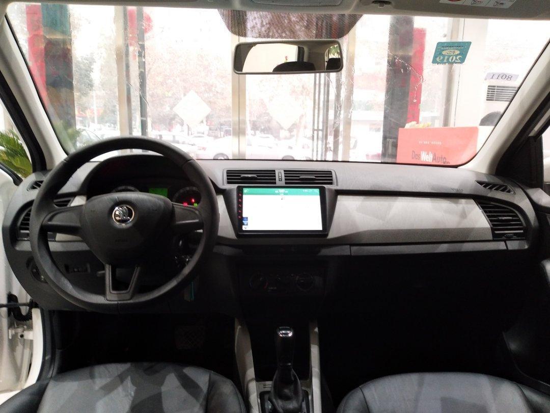 斯柯達 晶銳  2017款 1.4L 車享版圖片