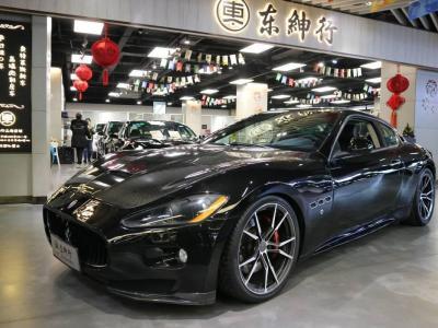 2012年1月 玛莎拉蒂 GT  4.7L GT S AUTOMIC图片