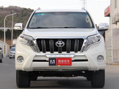 2014年10月 丰田 普拉多(进口) 2.7L 豪华版图片