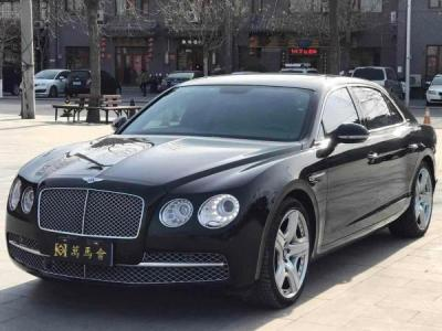 宾利 飞驰  Flying Spur W12 Mulliner 6.0T图片