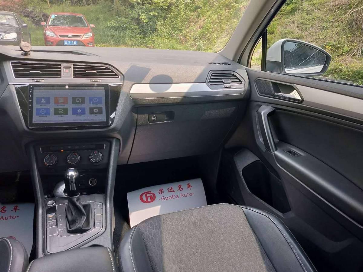 大众 途观  2017款 300TSI 自动两驱丝绸之路风尚版图片