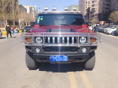 2005年3月 悍马 H2 6.0L图片