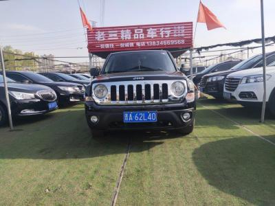 2013年8月 Jeep 自由客(进口) 2.4 运动版图片