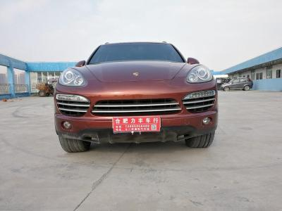 2013年10月 保时捷 Cayenne Cayenne Platinum Edition 3.0T图片