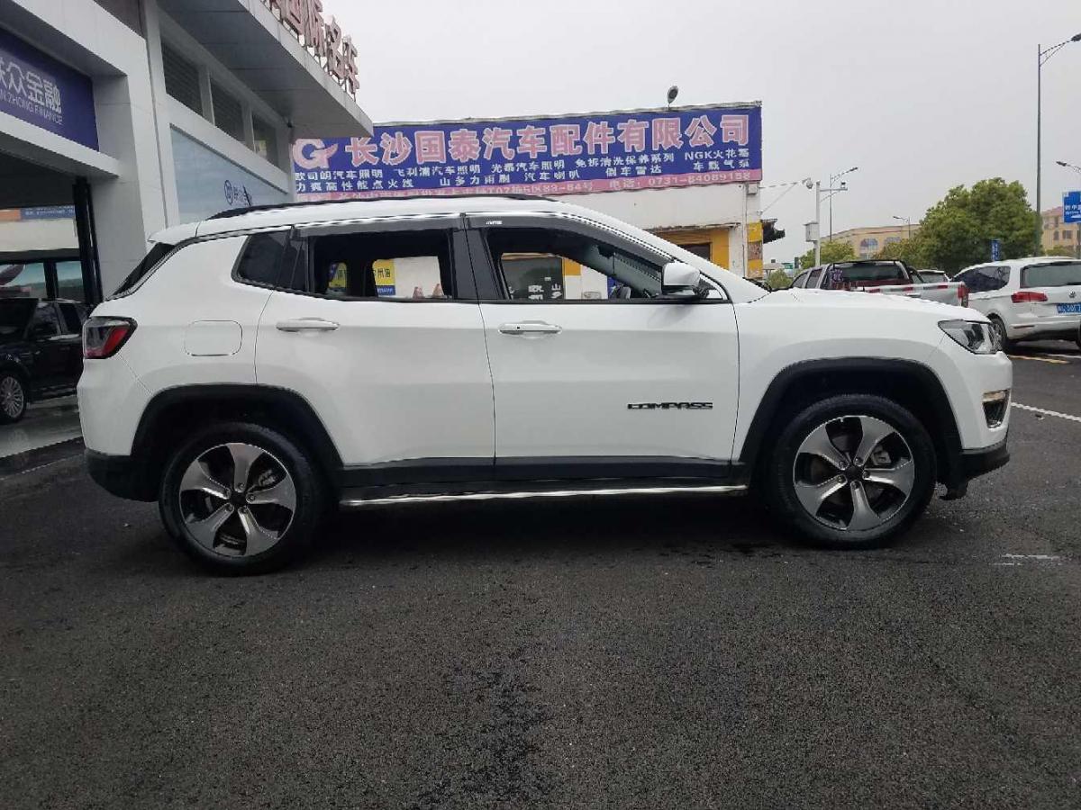 Jeep 指南者  2017款 200T DCT臻享版图片
