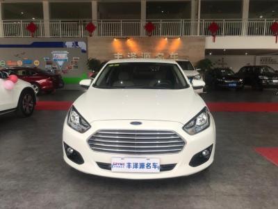 福特 福睿斯  2015款 1.5L 自動舒適型