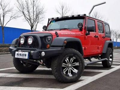 Jeep 牧马人  3.8 四门 Rubicon图片