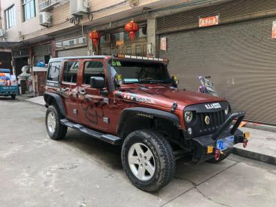 2014年11月 Jeep 牧马人(进口) 2.8T 四门 柴油版图片