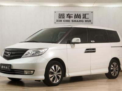 2013年8月 本田 艾力绅 2.4L VTi-S尊贵导航版图片