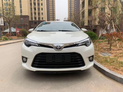 豐田 雷凌  2015款 1.6E CVT新銳版
