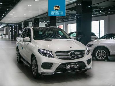 奔馳 奔馳GLE  2016款 GLE 320 4MATIC 動感型