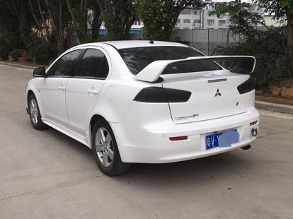 三菱 翼神  2010款 2.0L CVT运动版旗舰型图片