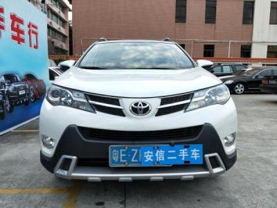 丰田 RAV4  2.0 四驱新锐版图片