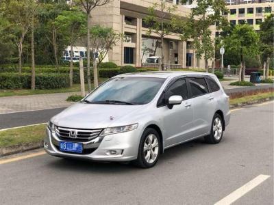 本田 奥德赛  2013款 2.4L 豪华版