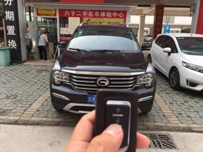 2018年1月 广汽传祺 GS8  320T 两驱豪华智联版图片
