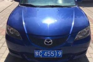 2009年9月 马自达 马自达3 1.6 经典款 精英版图片