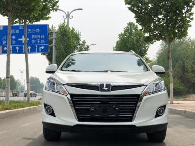 納智捷 優6 SUV  2017款 1.8T 魅力升級型