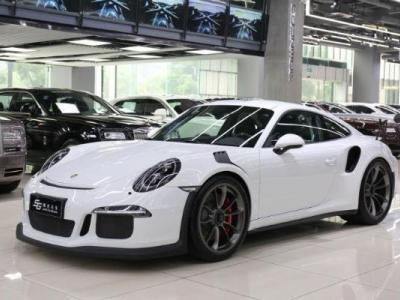 保时捷 911  GT3 RS 4.0 图片