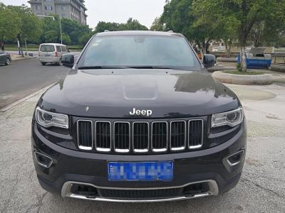 2016年3月 Jeep 大切诺基  3.0L 舒享导航版图片