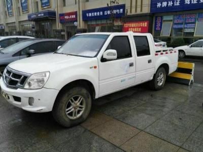 8t征服者z7威霆商务车黄牌图片