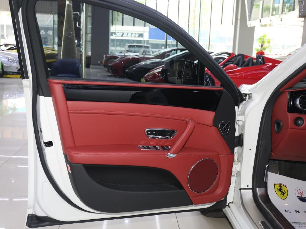 宾利 飞驰  2017款 4.0T V8 S 标准版图片