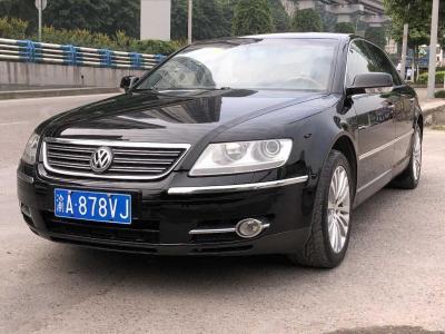2007年6月 大众 辉腾(进口) 3.2L V6 5座基本版图片