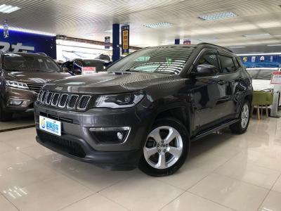 2017年11月 Jeep 指南者 200T 自动家享版图片