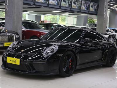 保时捷 911  2018款 GT3 4.0L