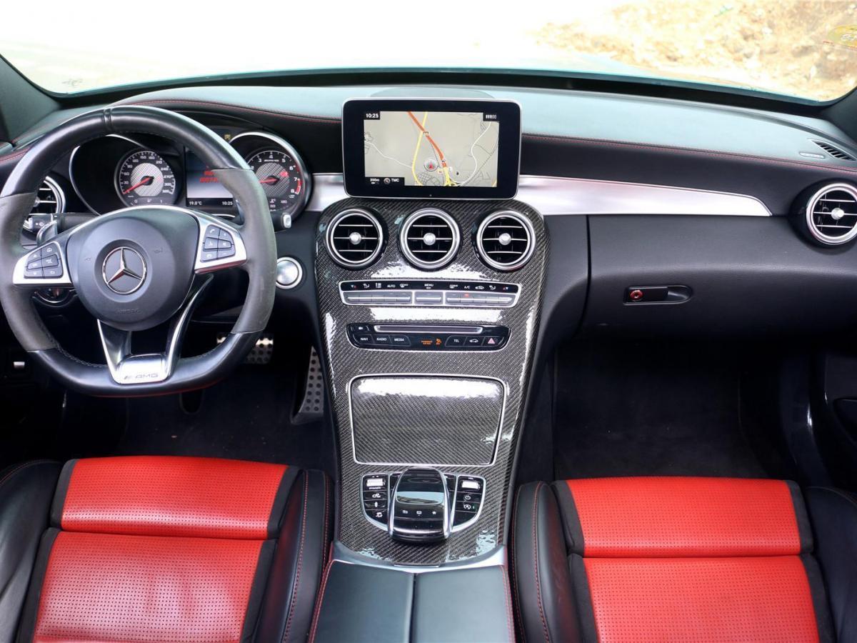 奔驰 AMG  2015款 C63 AMG 4.0T图片