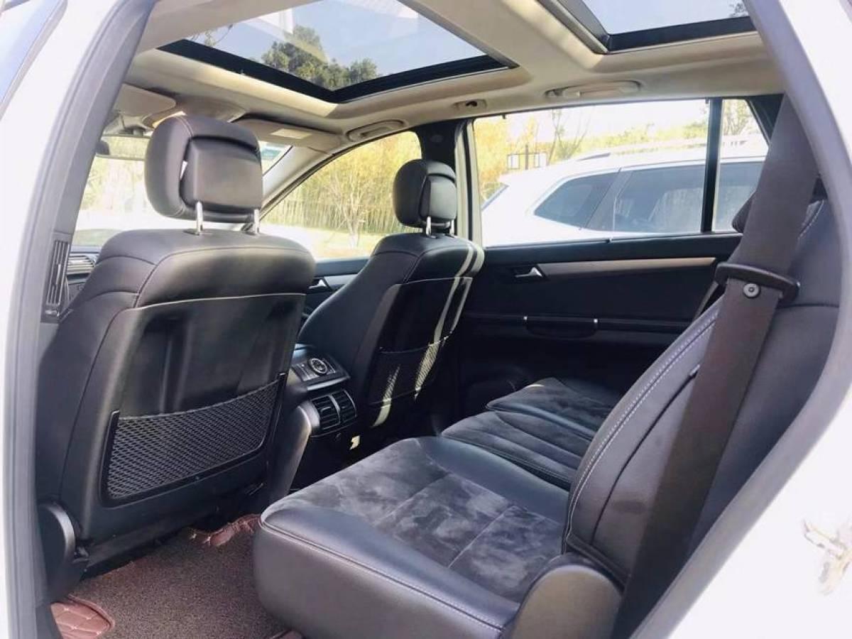 奔驰 奔驰R级  2014款 R 320 4MATIC 商务型图片