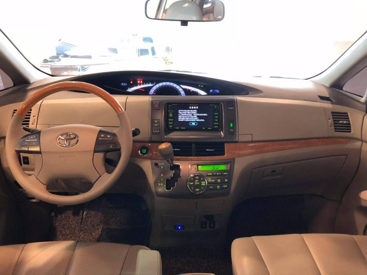 丰田 普瑞维亚  2012款 3.5L 7人座豪华型图片