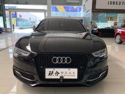 2013年11月 奥迪 奥迪S5(进口) S5 3.0T Coupe图片