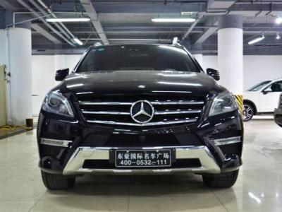 奔驰M级&nbspML400 4MATIC 3.0T 豪华型