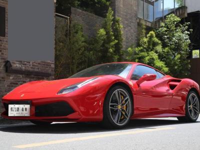 2019年4月 法拉利 488 488 GTB图片